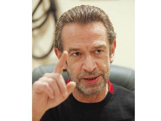 Владимир Машков: «Я продолжаю то, о чем просил мой учитель»