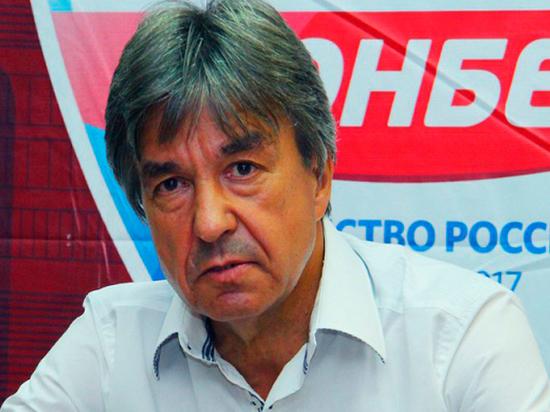 Александр Ирхин итоги первого круга чемпионата РПЛ