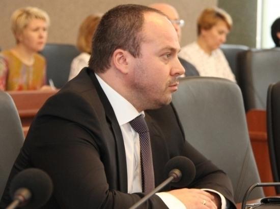 Вячеслав Баев увольняется из Заксобрания и покидает Карелию