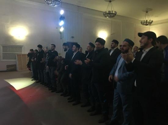 Мусульмане во дворце культуры «Исток» отметили священный праздник