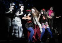 Театральных мэтров наградили за «Уроки режиссуры»