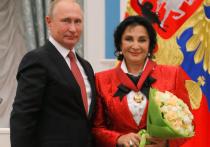 Владимир Путин вручил в Кремле очередную порцию государственных наград