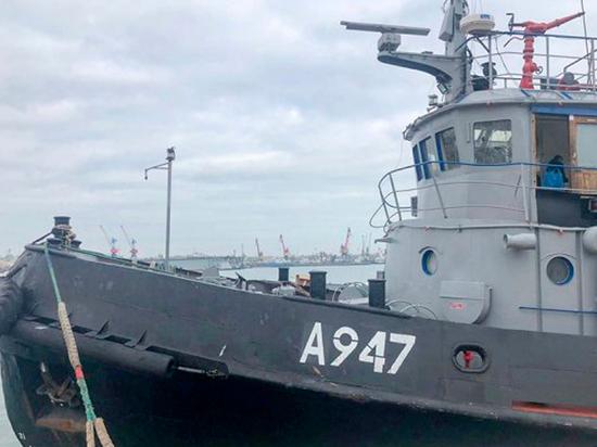 Что делать России с бронекатерами Порошенко и украинскими моряками