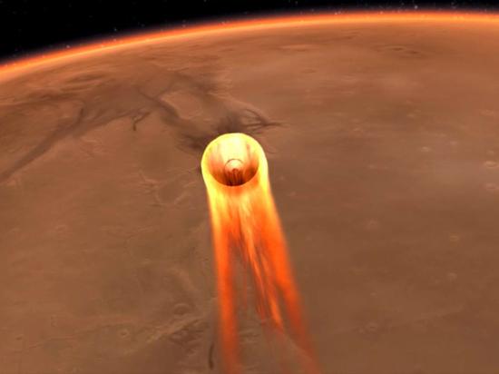 Трамп похвалился посадкой на Марс