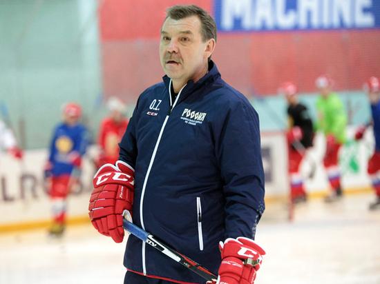 Знарок назначен на должность консультанта сборной России