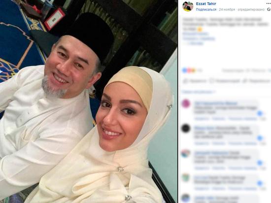 Отец Оксаны Воеводиной рассказал о знакомстве с королем Малайзии