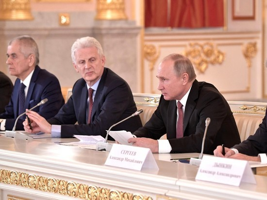 Президент РАН Сергеев прокомментировал выступление Путина на Совете по науке