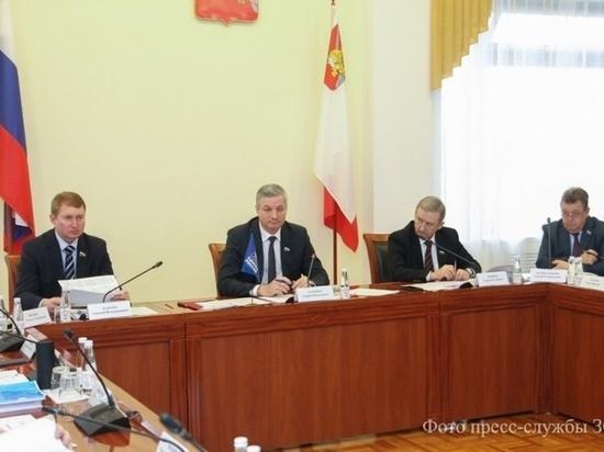 Председатель ЗСО Андрей Луценко: «Бюджет на 2019 год является бюджетом развития»