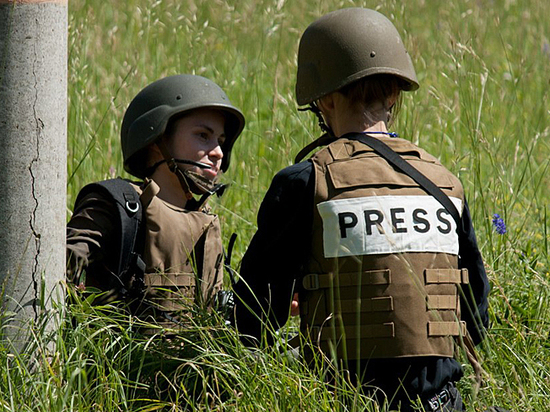 Военные журналисты высказались на счет Интернета и блогеров