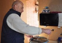 Жителю Рязанщины, оставшемуся в морозы без газа, собрали деньги