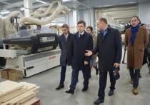 Станислав Воскресенский посетил мебельную фабрику «Орматек» в Кохме