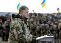 Порошенко опасается полномасштабной войны с Россией: «Это не игрушки»