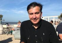 Саакашвили не признал результаты еще не завершившихся выборов