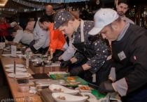 Конкурс профессионального мастерства между рыцарями ножа и скалки прошел на прошлой неделе