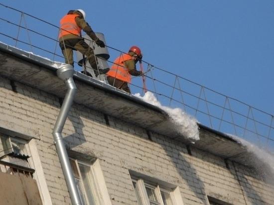 В Кирове начинают проверять крыши