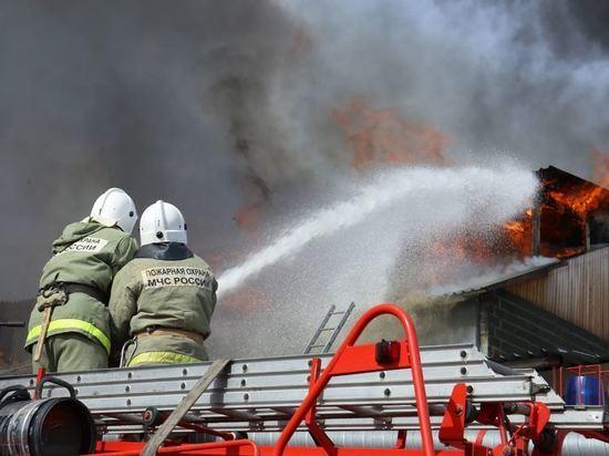 К праздникам в Новосибирске усилят пожарную безопасность