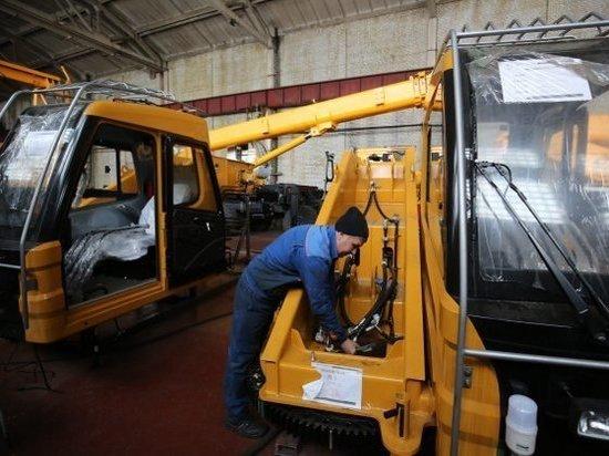 Господдержка помогла заводу в Камышине возобновить работу