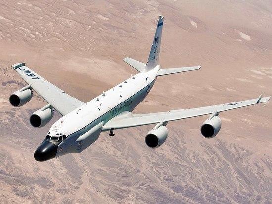 Американские воздушные шпионы зачастили врайон Керченского пролива