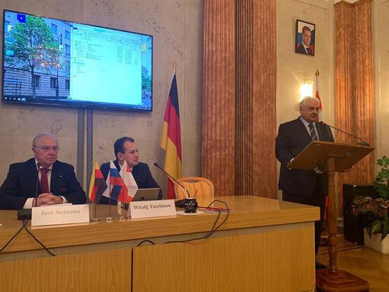 Делегация Вологодской области побывала с визитом в Федеративной Республике Германия