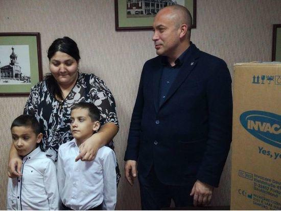 В Новосибирске помогли ребенку с редким генетическим заболеванием