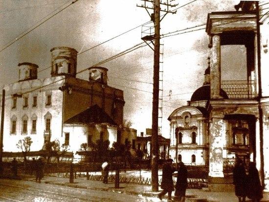 Кто взорвал в Твери Спасо-Преображенский собор