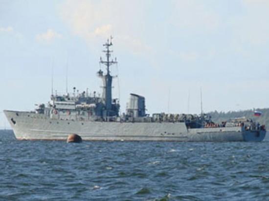 Reuters: Россия отправила в Азовское море военный корабль