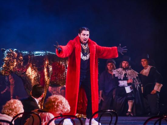 Солиста Башкирской оперы наградили за партию Мефистофеля