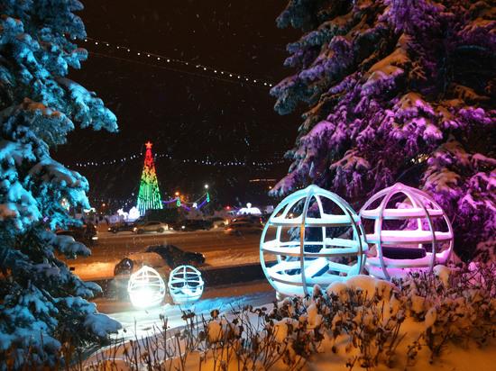 Хабиров потребовал от муниципалитетов «добавить денег» на Новый год