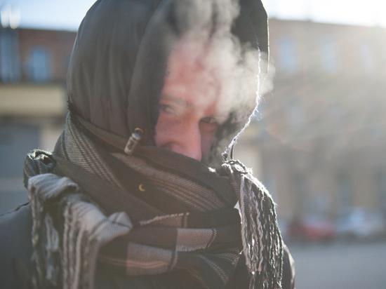 На Астрахань надвигаются морозы