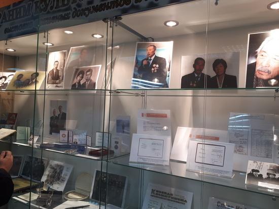 Сургутский городской архив пополнился очередным личным фондом