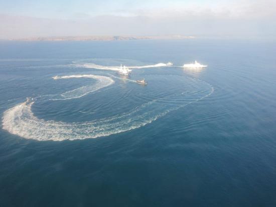 Путин рассекретил детали переговоров с украинскими моряками в Керченском проливе