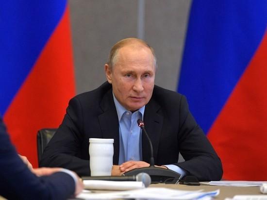 Putin has made a stub on self-esteemed Russians