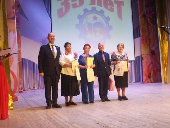 Крупнейшая ветеранская организация Новосибирска отметила юбилей