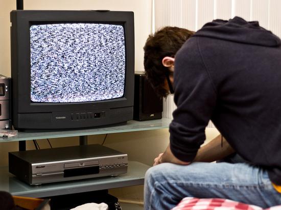 Аналоговое телевидение в России отключат в январе 2019 года