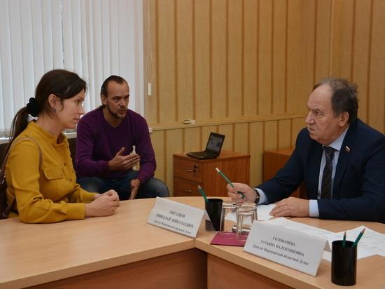 Среди обращений в Воронежскую гордуму лидируют вопросы благоустройства