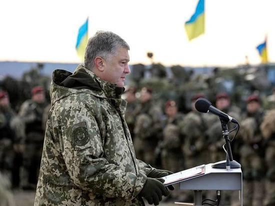 Эксперт объяснил слова Порошенко об угрозе войны с Россией