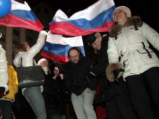 Треть россиян уверовали в светлое будущее через пять лет