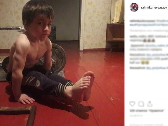 Пятилетний чеченец установил новый мировой рекорд по отжиманиям