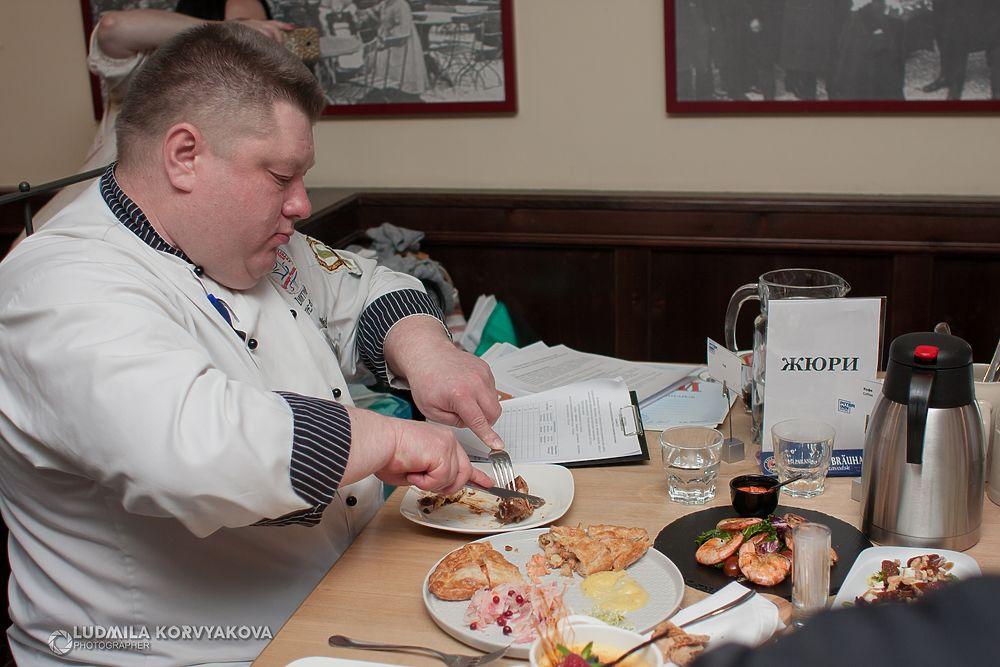 Блюда и их творцы: приготовить вкуснее вкусного