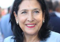 Новым президентом Грузии стала парижанка-интриганка Саломе Зурабишивли