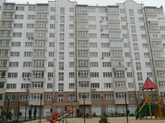В Евпатории состоялось открытие жилого комплекса