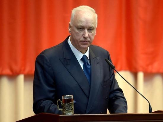 Бастрыкин создал отделы по расследованию ятрогенных преступлений