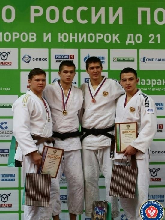 Дзюдоист из Орловской области выиграл бронзу молодёжного первенства