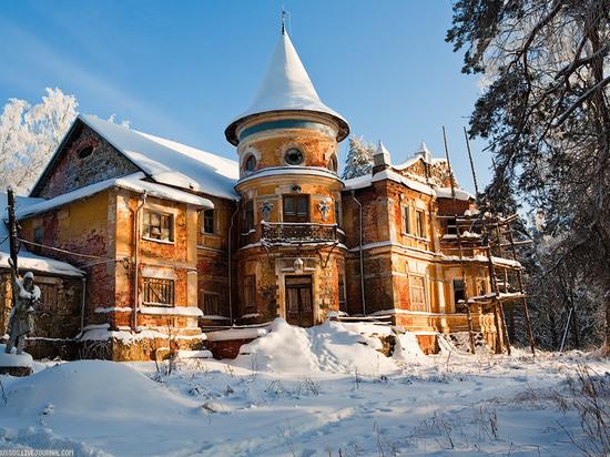В Тверской области осталось около 600 усадеб