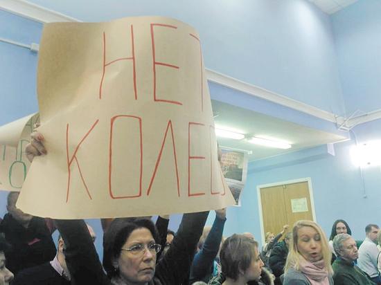 Жители Останкина борются против гигантского колеса обозрения