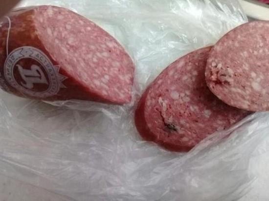 «Астраханские деликатесы» сделали женщине неприятный сюрприз