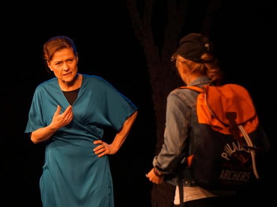 Мария Голубкина: «Актерство - это просто ремесло»