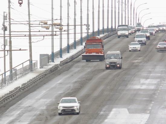 В Астрахани с утра произошло 17 ДТП