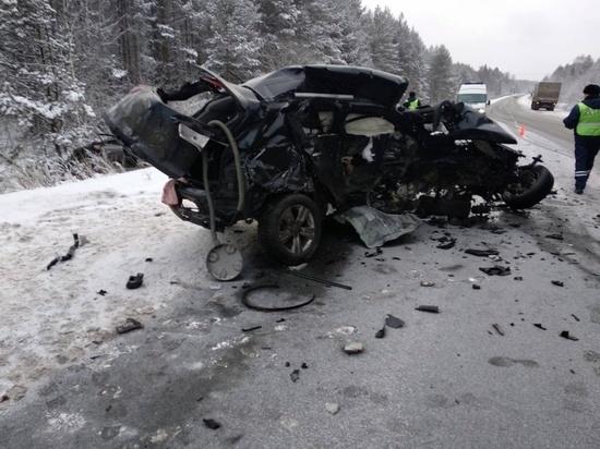 В Кирове в аварии на Советском тракте погибли два человека