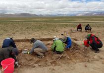 Международная группа учёных из США и Китая обнаружила на территории Тибетского нагорья палеолитическую стоянку, расположенную выше, чем какие бы то ни было известные ранее следы обитания древних людей